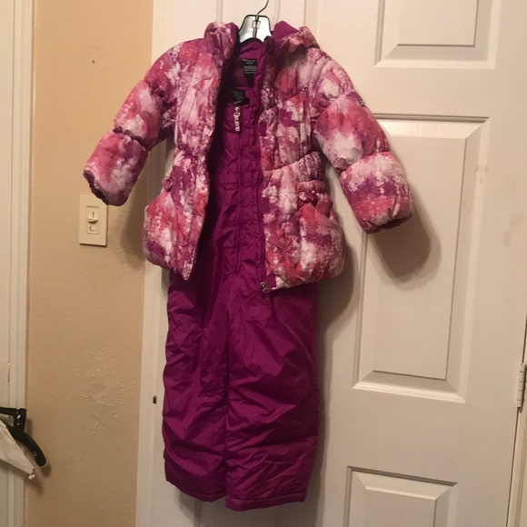 Rway Other - RWay Girl's Ski Outfit SZ 5T
